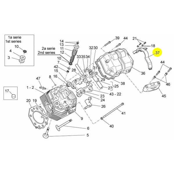Cache Plastique Fil Bougie Moto Guzzi GU06941000 en vente