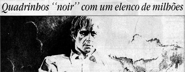 A Canção da Magnum, Caderno 2, 1988
