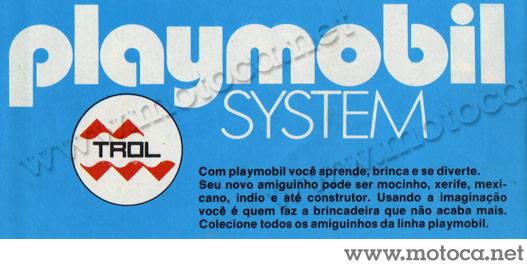 Logo Playmobil Trol