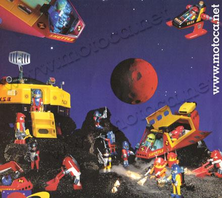 Playmobil Espaço