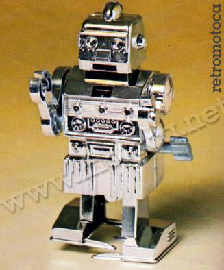 robô roborg estrela