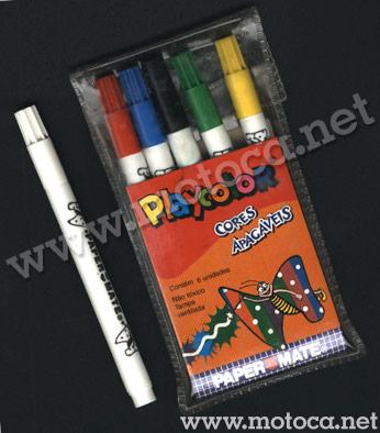 canetinhas playcolor