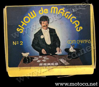 show de magicas