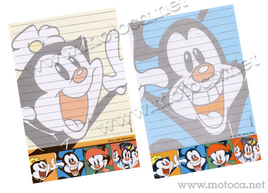 papel animaniacs