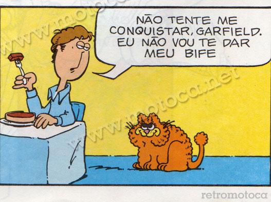 detalhe Garfield