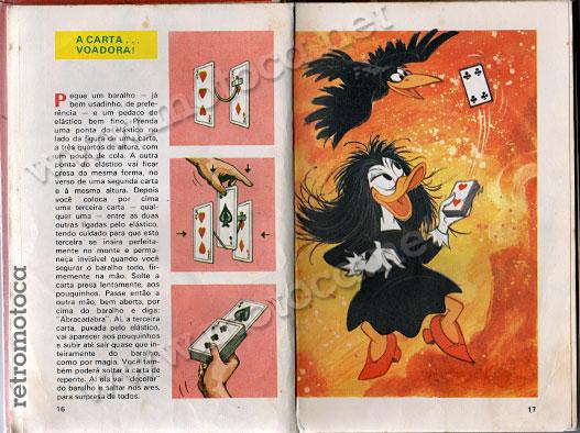 páginas manual mágicas
