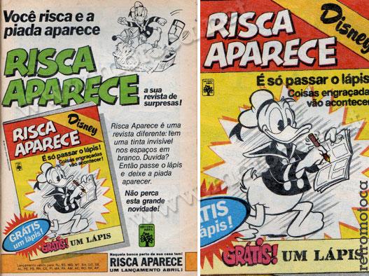 Revista Risca Aparece 1981