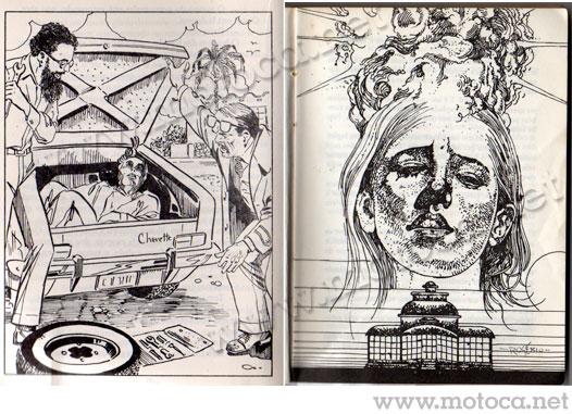 ilustrações de Márcio Santanna e Rogério Borges
