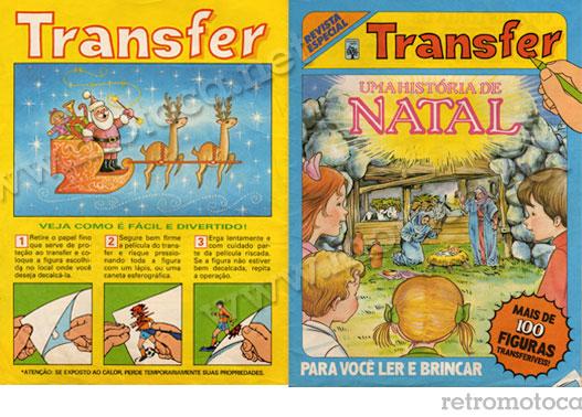 Capa Transfer Natal