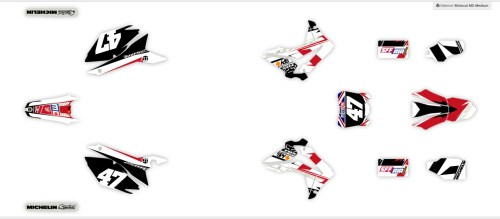 small resolution of check out a selection of ready made graphics kits on motocal for honda bikes