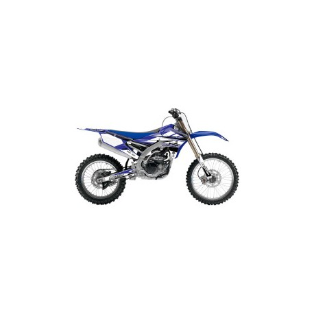 Yamaha Wr 250 F 2007-2014 Kit Déco Flu Designs Pro Team