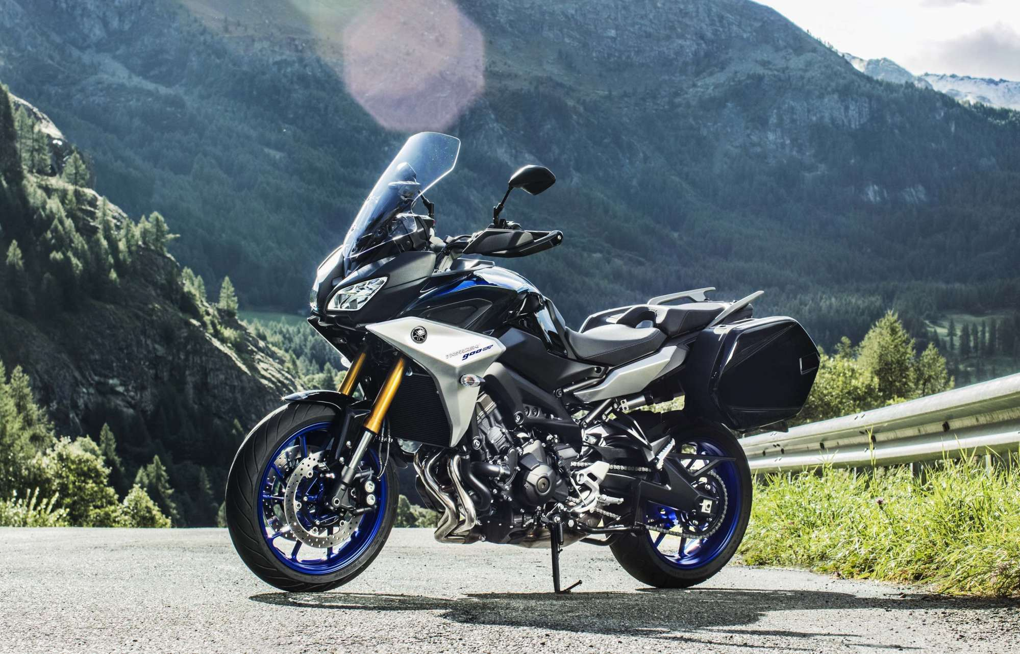 hight resolution of yamaha tracer 900 gt