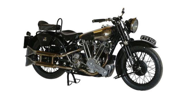 Brough Superior SS 100 1939