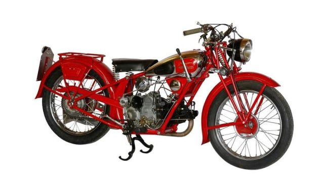 Moto Guzzi Typ S 1942