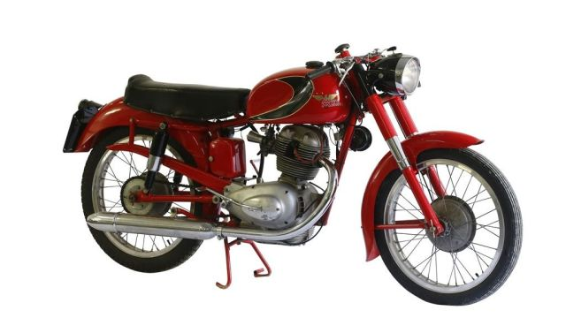 Moto Morini GT 175 1956