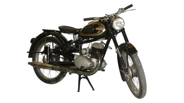 Triumph BDG 125 L 1954