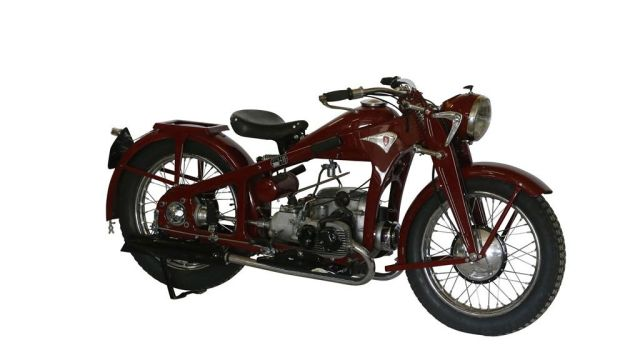 Zündapp KS 500 Sport 1937