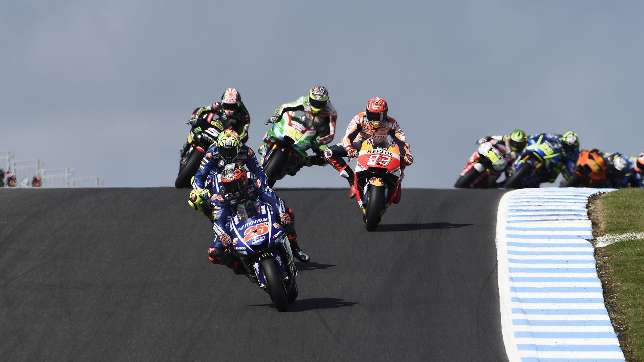 MotoGP Australia 2018: Horarios. TV y links