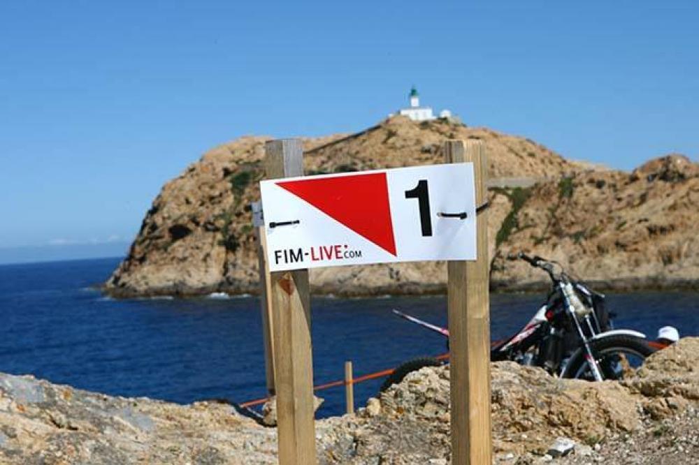 Mondiale Trial Corsica 2014  Motociclismo