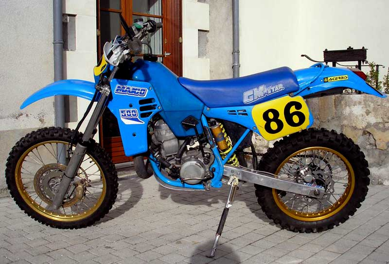 Maico GME 500 (reduced effect)