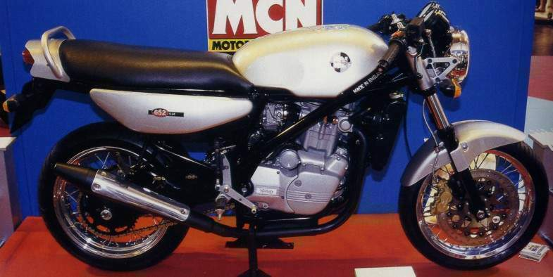 Norton C 652 SM International