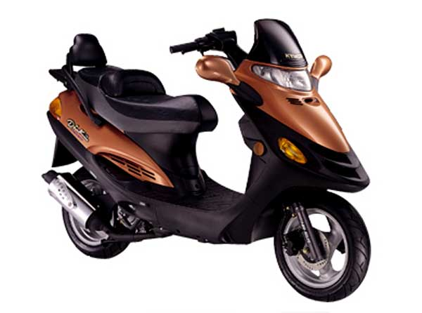 Kymco Dink Yager 50 A/C