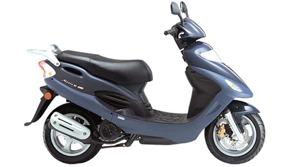 Kymco Movie XL 125