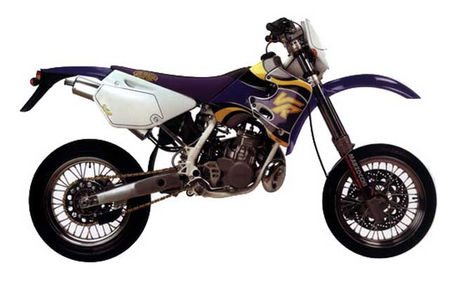 Alfer VR2000 Supermotard