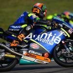 Antonelli si accomoda al secondo posto in Campionato