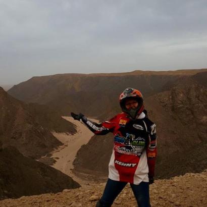 Canyon Area – 2 Hours riding MX bike (1)