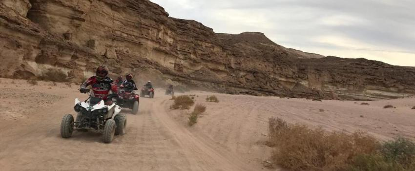 Canyon Area – 2 Hours riding a Quad (3)