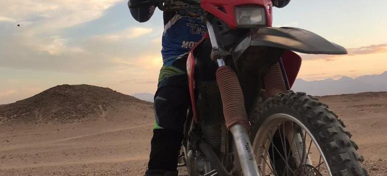 Dunes Area – 2 Hours riding MX bike (4)