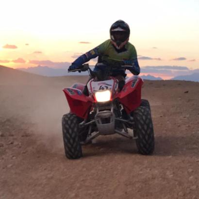 Dunes Area – 2 Hours riding a Quad (4)