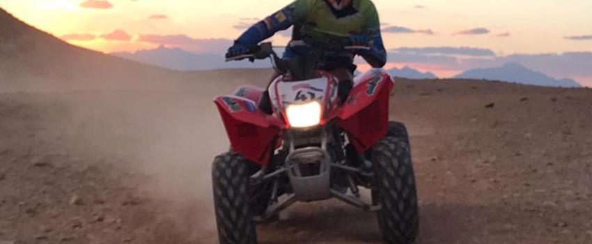 Dunes Area – 2 Hours riding a Quad (4)