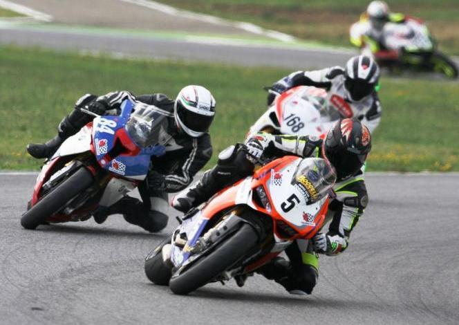 Andrea Bellingeri nel Trofeo Amatori