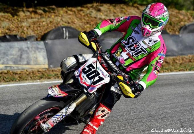 Andrea Borella Campione!