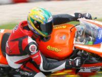 Ottobre 2008 – Venturini secondo nel Ducati Challenge