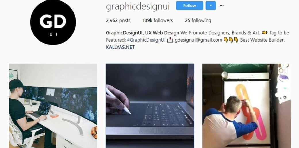 13 Top Instagram Accounts For Designers To Follow In 2019