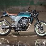 Moto Customizada Do Ano Motocultura Quarta Finalista Kawasaki Ninja 250 Motocultura