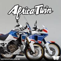 Honda Africa Twin - História do modelo
