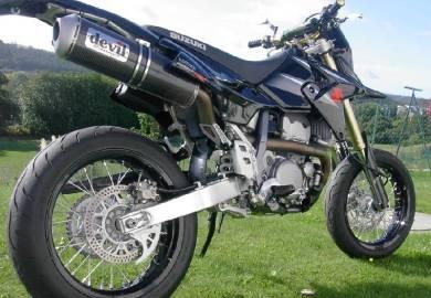 Custom Suzuki Drz 400
