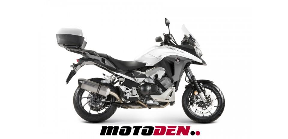 Honda VFR800X Crossrunner in Central London For Sale