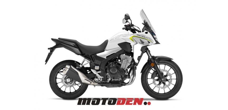 Honda CB500X in Central London For Sale| Motoden Honda London