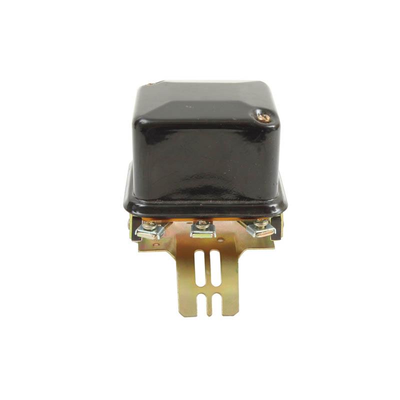 Voltage Regulator External 6volt Acircuit Positive Ground