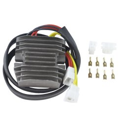 mosfet regulator rectifier honda cb600 cbr900 rr suzuki tl 1000 ducati monster super bike rms020 103355 moto electrical  [ 2848 x 2848 Pixel ]