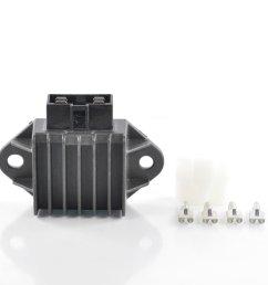 regulator rectifier honda crf250r crf450r crf 250 450 r moto electrical  [ 2698 x 2698 Pixel ]