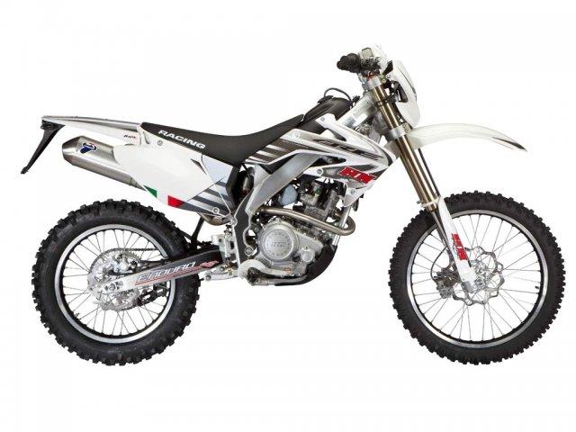 HM Moto 125 CRE Baja RR 4T precio ficha opiniones y ofertas