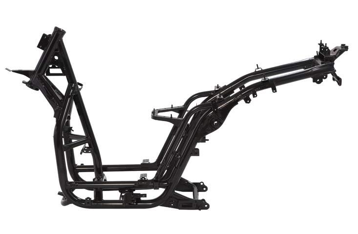 Prueba Kymco People GTI 125: calidad en rueda alta