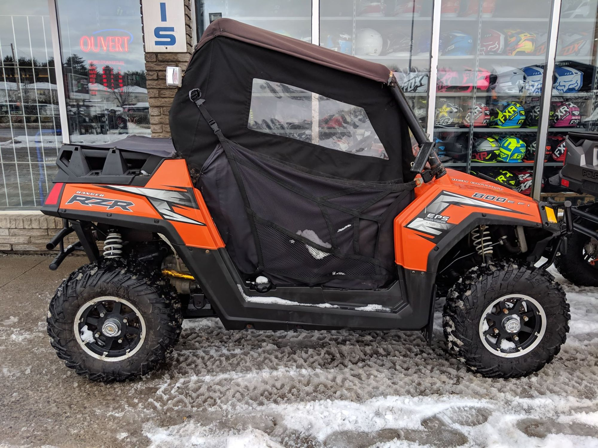 hight resolution of 2011 polaris ranger rzr 800 eps le
