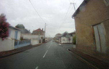 Slow down through the villages - Police are waiting